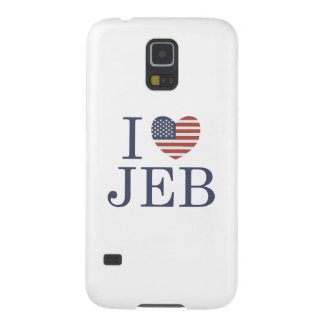 I Love Jeb Case For Galaxy S5