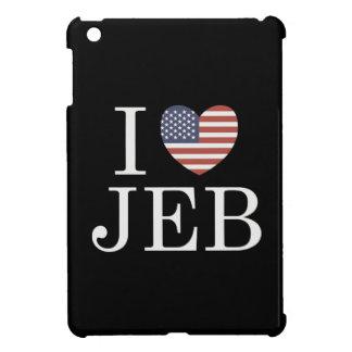 I Love Jeb Cover For The iPad Mini
