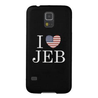 I Love Jeb Galaxy S5 Case