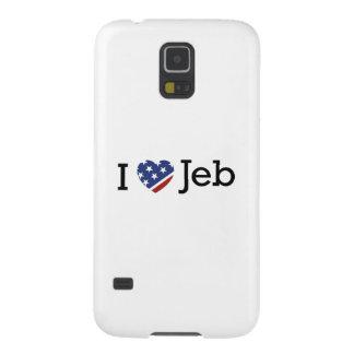 I Love Jeb Galaxy S5 Cover