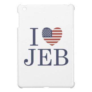 I Love Jeb iPad Mini Case