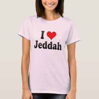 I Love Jeddah, Saudi Arabia T-Shirt