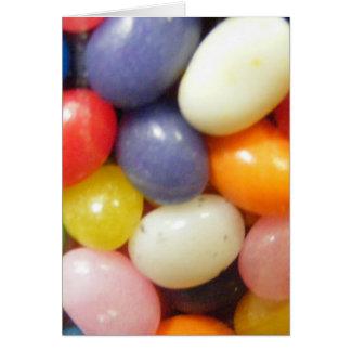 I love Jelly Beans Card