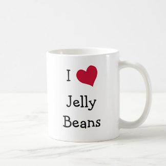 I Love Jelly Beans Coffee Mug