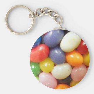 I love Jelly Beans Keychain