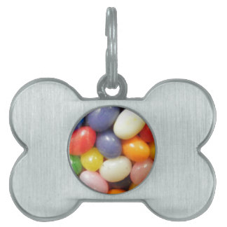 I love Jelly Beans Pet Tag