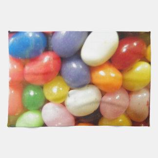 I love Jelly Beans Towel