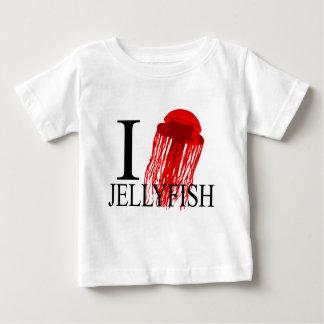 I Love Jellyfish Baby's Baby T-Shirt