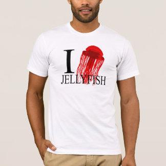 I Love Jellyfish T-shirts