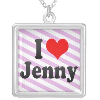 I love Jenny Jewelry