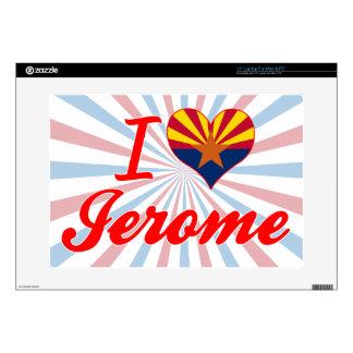 I Love Jerome, Arizona Laptop Skins