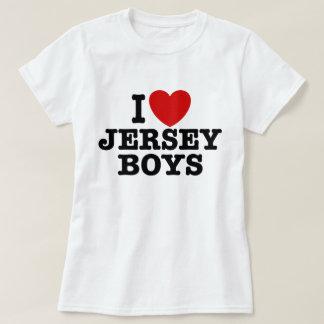 I Love Jersey Boys T-Shirt