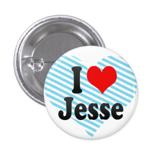 I love Jesse Pin