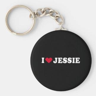 I LOVE JESSIE KEYCHAIN