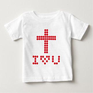 I love Jesus Baby T-Shirt