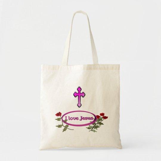 I love Jesus Bag