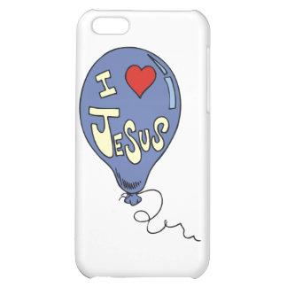 I Love Jesus Balloon iPhone 5C Case