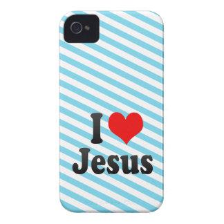 I love Jesus Blackberry Bold Case