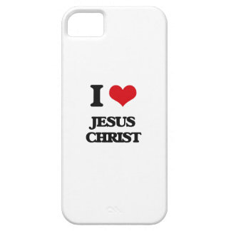 I Love Jesus Christ iPhone 5 Covers