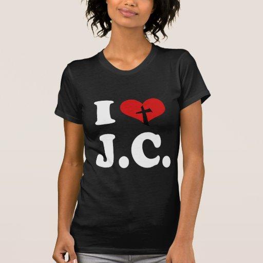 I Love Jesus Christ Shirt