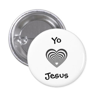 I love Jesus in spanish Button