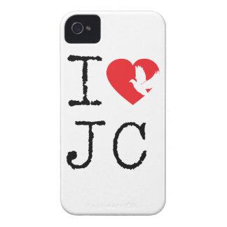 I Love Jesus Iphone4 case iPhone 4 Case