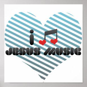 I Love Jesus Posters Amp Photo Prints Zazzle