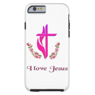 I love Jesus phone cases