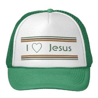 I Love Jesus Trucker Hat