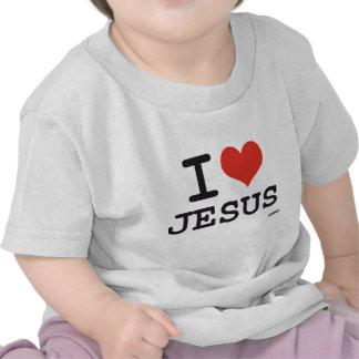 I love Jesus Tee Shirts