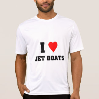I love Jet Boats T-Shirt