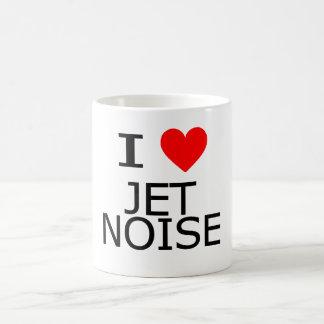 I Love Jet Noise Coffee Mug