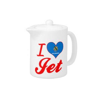 I Love Jet, Oklahoma