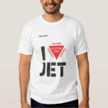 I love Jet Polera