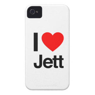 i love jett iPhone 4 covers