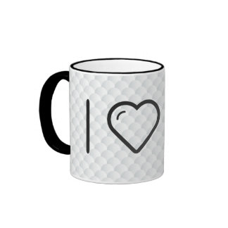 I Love Jewel Ringer Coffee Mug