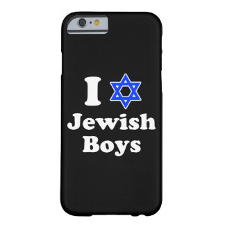 I Love Jewish Boys iPhone 6/6s Barely There iPhone 6 Case