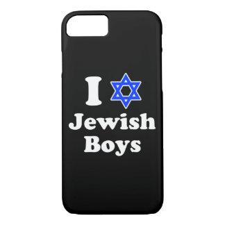 I Love Jewish Boys iPhone 7 Case