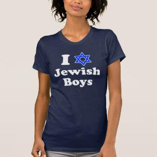 I Love Jewish Boys Shirt