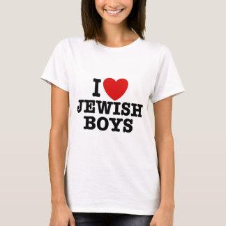 I Love Jewish Boys T-Shirt