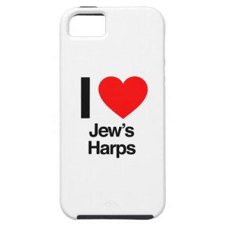 i love jews harps iPhone 5 covers