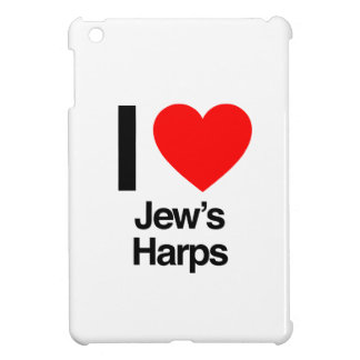 i love jews harps cover for the iPad mini