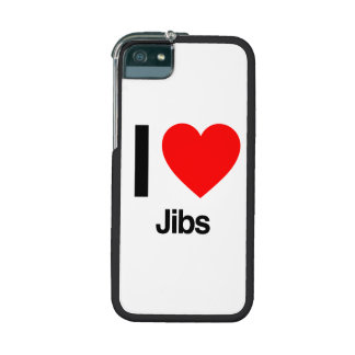 i love jibs case for iPhone 5/5S