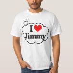 I love Jimmy T-shirts