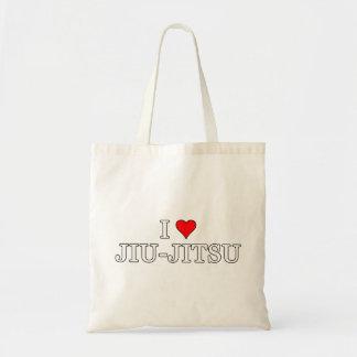 I Love Jiu-Jitsu Bag