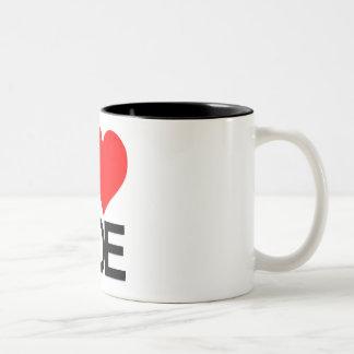 I Love Joe Coffe Mug