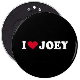 I LOVE JOEY BUTTON