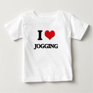 I Love Jogging Tshirt