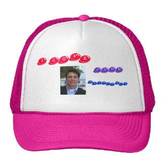 I love John Barrowman Mesh Hat