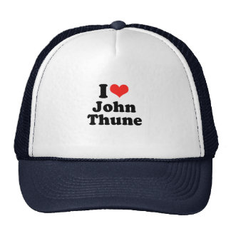 I Love John Thune Trucker Hat